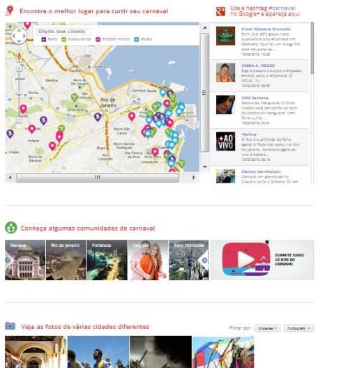 carnaval - google 2
